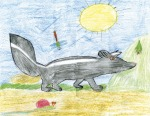 Kids_Art_Skunks_Luis