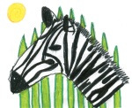 Kids Art Zebras_Anna