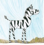 Kids Art Zebras_Eden