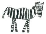 Kids Art Zebras_Mason