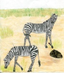 Kids Art Zebras_Regina
